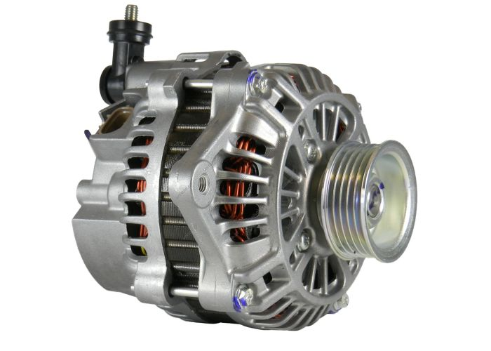 RML REF 100-297 Voltage / Power:	12V 80 Amp Pulley / Drive:	Pulley PV5 x 55 Product Type:	Alternator Product Application:	Subaru Replacing A2TB2891 Lucas LRA1713 Hella JA1704 Subaru Various Models