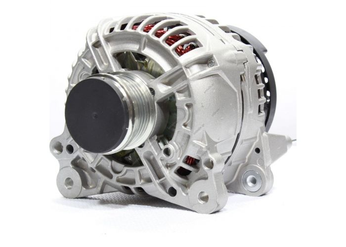 ΑΛΤΕΝΕΙΤΟΡ   BOSCH  	12V 120 Amp     0124515026    VW VOLKSWAGEN  	Clutch Pulley PV5 x 56 Product Type:	Alternator Product Application:	Audi / VW / Seat / Skoda Frame Number:	FR9 Replacing 0124515026 Lucas LRB518 Hella CA1541 Audi-Skoda-VW