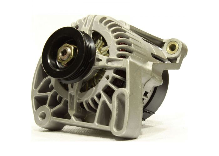 100-030  ΑΛΤΕΝΕΙΤΟΡ  MAGNETI MARELLI 63321280  12V 65 Amp FIAT PALIO\MULTIPLA\DOBLO 1.2\1.6 01-  PV4 x 60 Product Type:	Alternator Product Application:	Fiat / Iveco / Lancia Replacing 63321280 Lucas LRB215 Hella CA1153 Alternator Fiat Punto