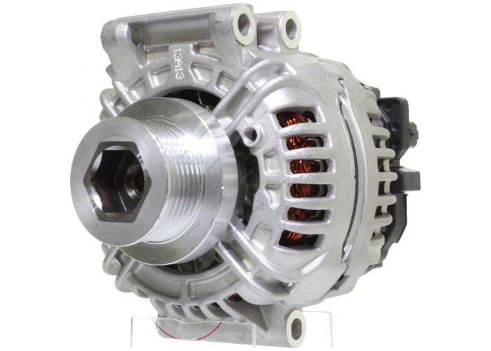 RENAULT MEGANE 98A 0986041850 Alternator RN Mégane Scénic I 1.4/1.6 16V 90A L-DF    Alternator with part number 7711134564  BOSCH  0 986 041 850   RENAULT  7701476810  DACIA LOGAN (LS_) 1.4 (LSOA, LSOC, LSOE, LSOG) (2004-0)
