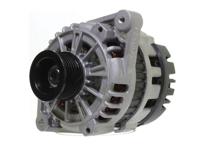 RML Ref 100-081 Replacing 96341300 Lucas LRB432 Hella CA1745 Daewoo Leganza Product:	100-081 Unit Type:	Replacement Unit Voltage / Power:	12V 105 Amp Pulley / Drive:	Pulley PV6 x 50 Product Type:	Alternator Product Application:	Daewoo
