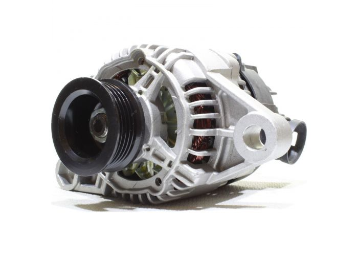 100-051  ΑΛΤΕΝΕΙΤΟΡ 12V 75A FIAT BRAVO\BRAVA 1.6 16V 95-01   12V 75 Amp Pulley PV5 x 60 Product Type:	Alternator Product Application:	Fiat / Iveco / Lancia Replacing 63321283 Lucas LRB327 LRB329 Hella CA1196 CA1220 Fiat/Lancia Various Models