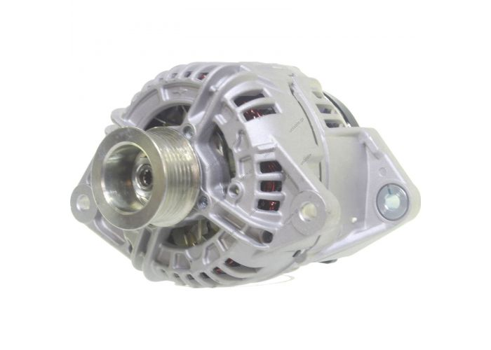 RML REF 100-451 Voltage / Power:	12V 150 Amp Pulley / Drive:	Pulley PV7 x 55 Product Type:	Alternator Product Application:	Iveco / Ford Trucks Replacing 0124 525 130 Lucas LRA3110 LRA2292 LRA2342 Hella CA1837 CA1700 Iveco Diesel Various Models