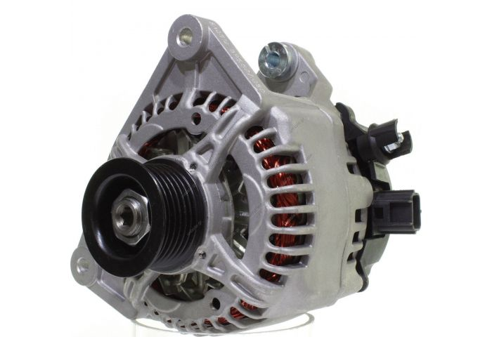 100-027 MAGNETI MARELLI  ΑΛΤΕΝΕΙΤΟΡ  80Α   FORD FOCUS 1.8\2.0  4ΑΥΤΙΑ  63377409, MAN7409  12V 80 Amp Pulley / Drive:	Pulley PV6 x 48.3 Product Type:	Alternator Product Application:	Ford / Jaguar / Mazda Frame Number:	FR20   063377409010    FORD FOCUS