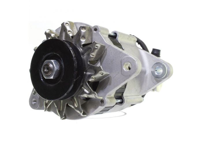 RML Ref 100-018 Voltage / Power:	12V 50 Amp Pulley / Drive:	Pulley 16 x 80 Product Type:	Alternator Product Application:	Vauxhall / Opel / Saab Replacing LR150-421 Lucas LRB199 Hella JA761 Isuzu Opel Vauxhall Various Models