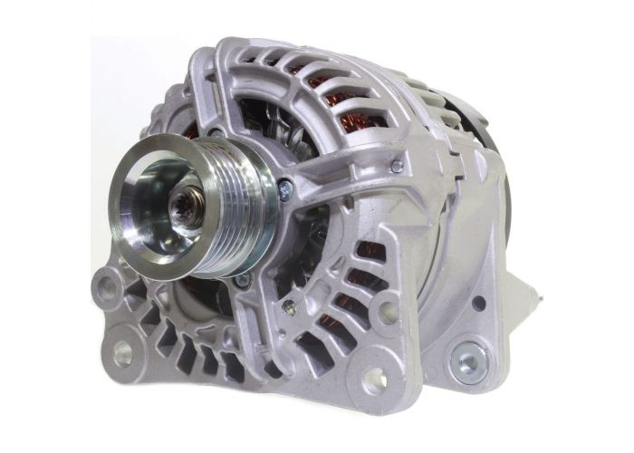 ΑΛΤΕΝΕΙΤΟΡ 12V 90 Amp  BOSCH   0124325032   VW VOLKSWAGEN      PV6 x 56 Product Type:	Alternator Product Application:	Audi / VW / Seat / Skoda Frame Number:	FR65 Replacing 0124325032 Lucas LRB486 LRB485 Hella CA1378 CA1436 Audi-Seat-Skoda-VW