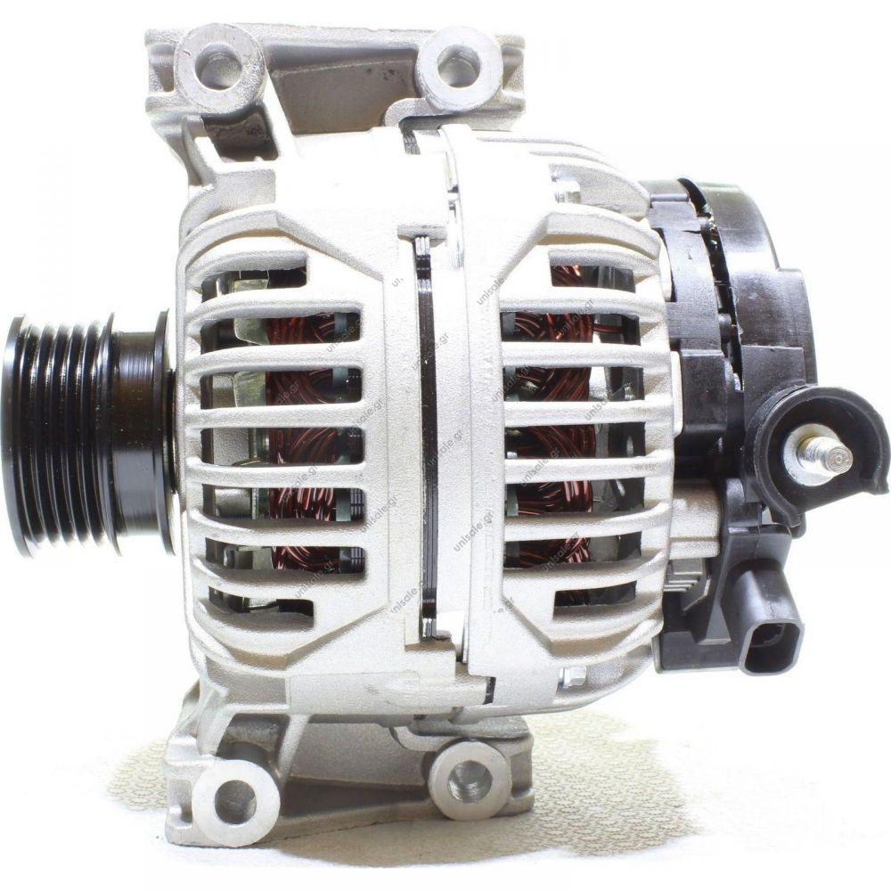 Lichtmaschine Opel Astra G Signum Vectra B C GTS 2,0 2,2 direct Speedster 120A