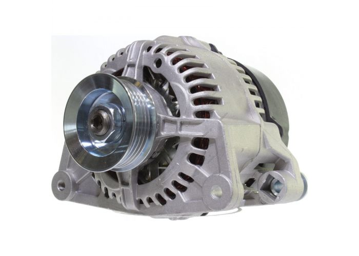 100-024  ΑΛΤΕΝΕΙΤΟΡ  Ford Escort, Fiesta 1.8L Diesel 70A 12V 70 Amp Pulley / Drive:	Pulley PV5 x 60 Product Type:	Alternator Product Application:	Ford / Jaguar / Mazda Replacing 63321730 Lucas LRB243 Hella CA1217 Ford Mazda Various Models