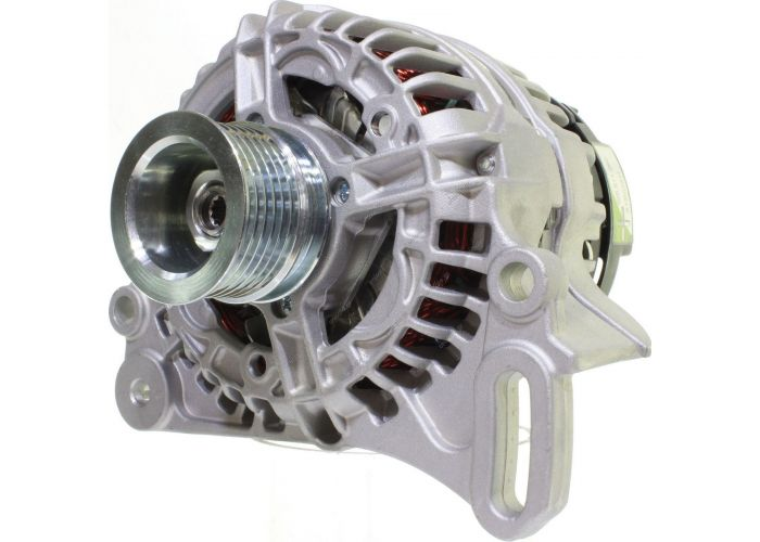 RML REF 100-168 Voltage / Power:	12V 90 Amp Pulley / Drive:	Pulley PV6 x 50 Product Type:	Alternator Product Application:	Audi / VW / Seat / Skoda Frame Number:	FR10 Replacing A13VI241 Lucas LRA1819 Hella CA1750 VW Commercial Transporter