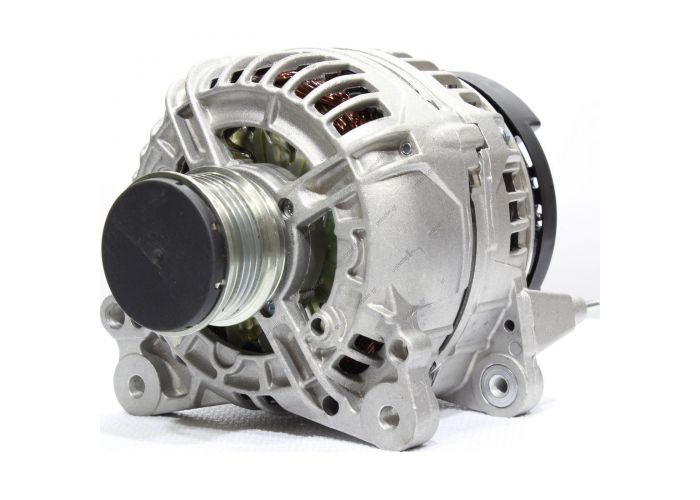 RML REF 100-264 Voltage / Power:	12V 150 Amp Pulley / Drive:	Clutch Pulley PV6 x 55.7 Product Type:	Alternator Product Application:	Audi / VW / Seat / Skoda Frame Number:	FR9 Replacing TG14C011 Lucas LRA2291 LRA2318 Hella CA1782 CA1763 Audi-Seat-VW