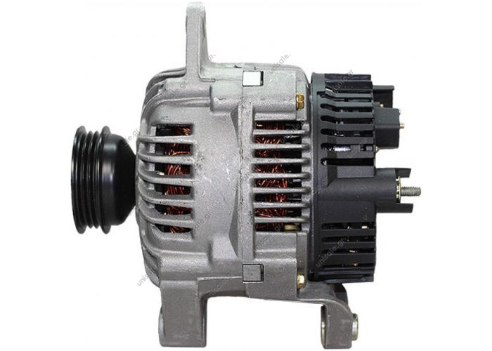 RML REF 100-073 Voltage / Power:12V 110 Amp Pulley / Drive:Pulley PV3 x 58 Product Type:Alternator Product Application:Renault / Volvo Replacing A13VI34 Lucas LRB325 LRB324 Hella CA821 CA816 Renault Safrane 2.0 12V,2.2 12V 92-96