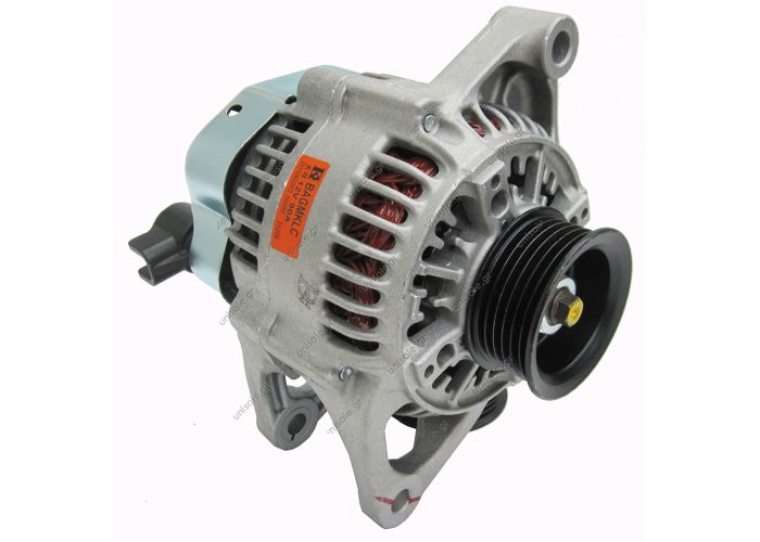 22642 NIPPONDENSO  Alternator CH STRATUS 12V 125A VI @ Alternator Chrysler Voyager III Dodge Stratus Plymouth  DENSO Part Number 121000-3510