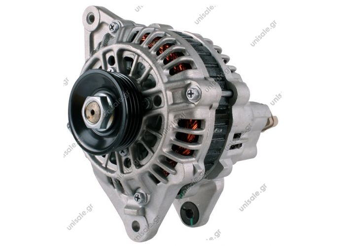 100-292 ΑΛΤΕΝΕΙΤΟΡ MANDO  12V 90Α HYUNDAI MATRIX\ACCENT\I30 02- 12V 90 Amp Pulley PV4 x 59  Alternator Product Application:	Mitsubishi / Hyundia Replacing 37300-22200 Lucas LRB232 LRB230 LRA2136 LRA2320 Hella JA994 JA1789 JA1788 JA879