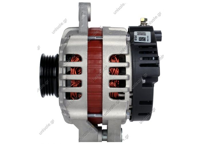 102211-5230  ΔΥΝΑΜΟ  12V 60A SUZUKI GRAND VITARA I, JIMNY  A005TA3891 	12V 75 Amp   PV4 x 54.5 Product Type:	Alternator Product Application:	Suzuki Frame Number:	FR25 Replacing 102211-5230 Lucas LRA2181 Hella JA1612 Suzuki Various Models