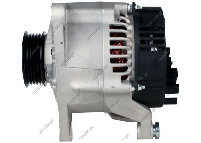 100-040  FIAT/MARELLI  63321257 63321425 63321666 63321695 63341695 Man833  12V 70 Amp MAGNETI MARELLI 63321695     PV5 x 60 Product Type:	Alternator Product Application:	Ford / Jaguar / Mazda Replacing 63321695 Lucas LRB260 Hella CA1083 Ford Escort