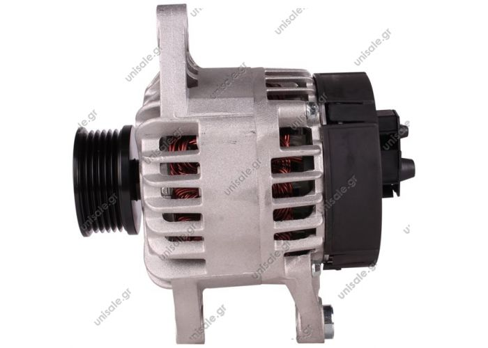 100-052  ΑΛΤENEIΤΟΡ 12V 65A FIAT BRAVO\BRAVA 1.6 16V 95-01  12V 65 Amp  Pulley PV6 x 62 Product Type:	Alternator Product Application:	Fiat / Iveco / Lancia Frame Number:	FR58 Replacing 63321311 Lucas LRB328 Hella CA1160 Fiat/Lancia Various Models