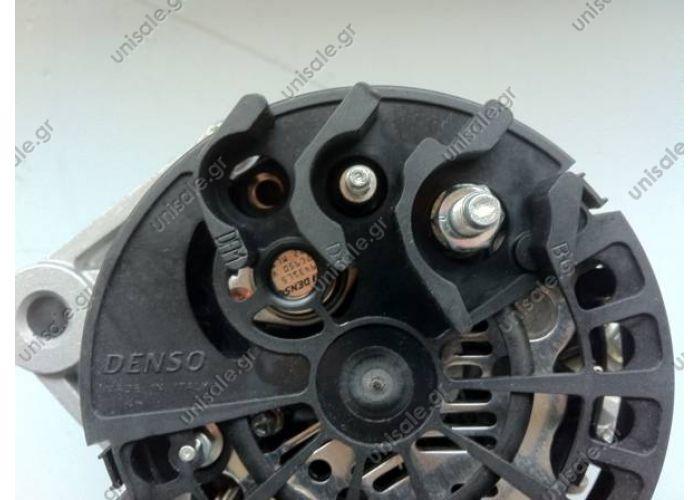 DAN506  DENSO   12V 120A FIAT BRAVO II, OPEL ASTRA H, VECTRA 2 ΒΙΔΕΣ   BOSCH0124425100  OPELASTRA H D VECTRA C D  FIATGRANDE PUNTO D   DENSO 102211-8650 OPEL, 120A 12V     DENSODAN506    PV6x61.5  Vauxhall / Opel / Saab Frame Number:FR47