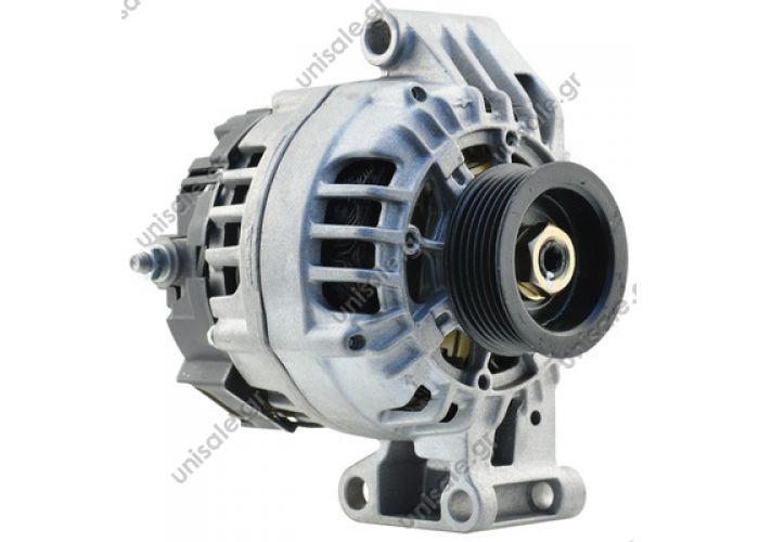 28922 VALEO NEW  Alternator HUMMER H3 3.5L 130A PV6 @ Hummer H3 25925948 Ac Delco  HIGH AMP ALTERNATOR FOR HUMMER,