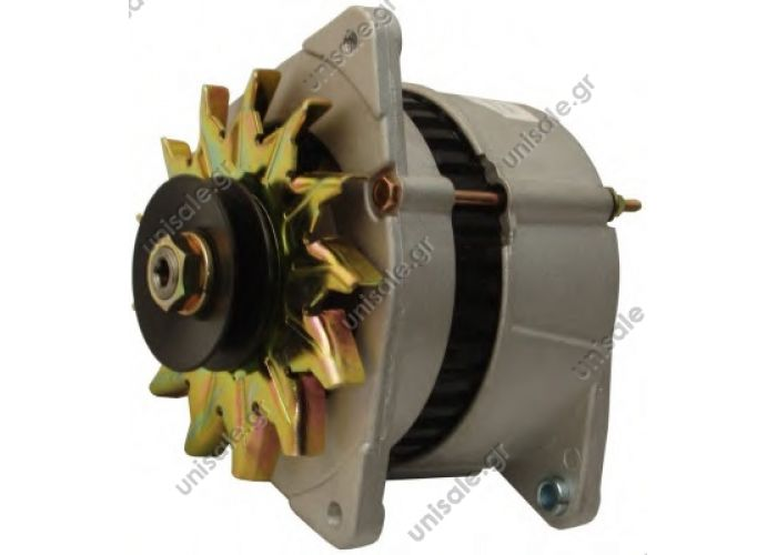19276 LETRIKA (ISKRA)  Alternator FO SIE GRA CAP M-F 12V 55A 6H1  LETRIKA 11.201.528 AAK3587 IA0305 IA0528 IA0576   Alternator For Ford Fiesta,granada,sierra & P100 (452)     Ford Granada 2.3 1975 To 1985 Alternator