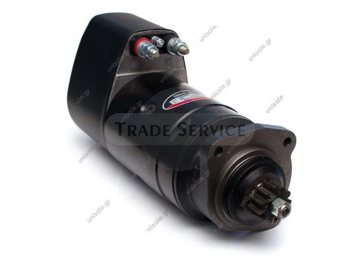 33442 DELCO REMY US Starter MB IV KHD 24V 6.6kW z11A KB-FKB @ 19024063 Remy starter motor 860541GB Prestolite starter motor