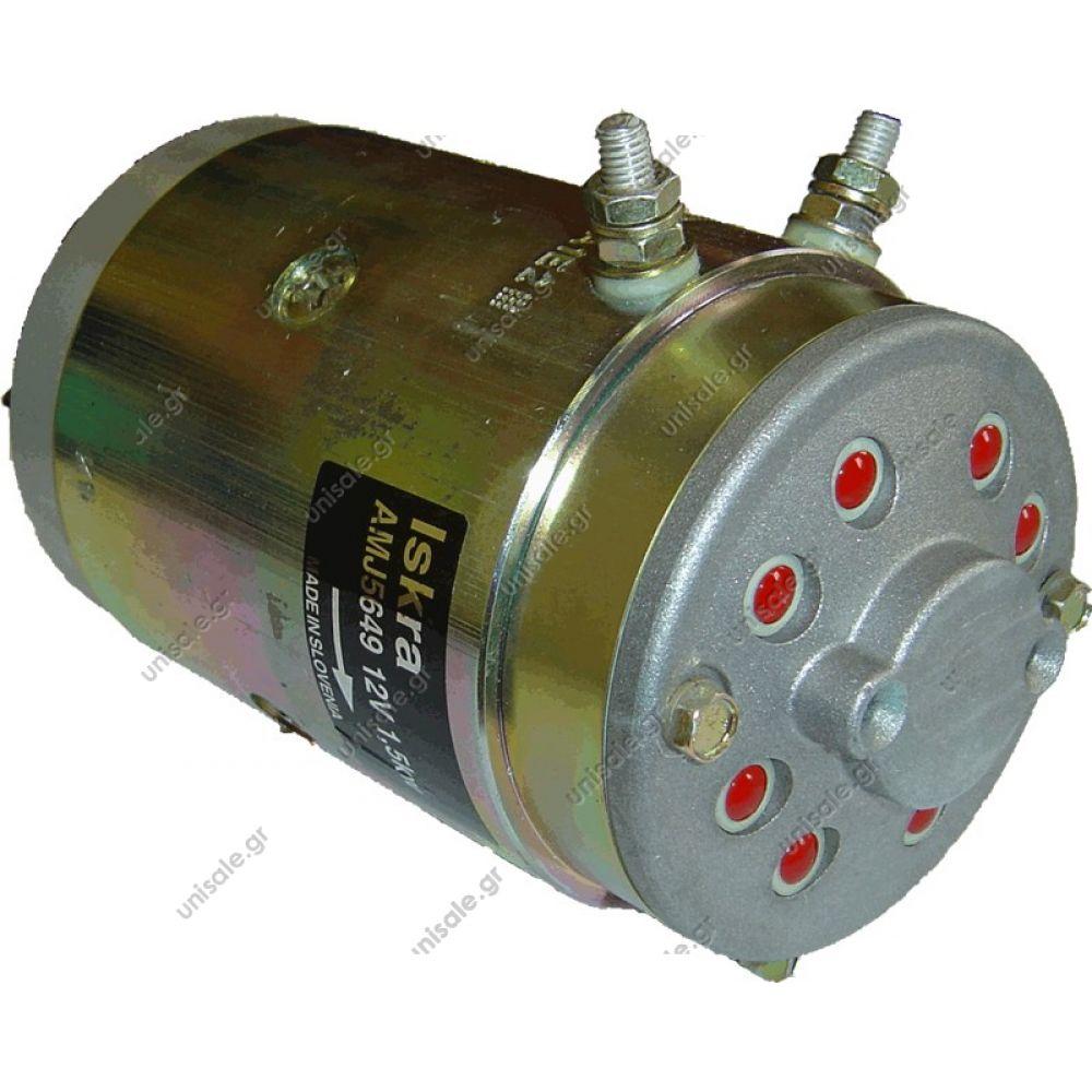 Im0001 11212066 Dc Motor Amj5632 12v 2 1kw