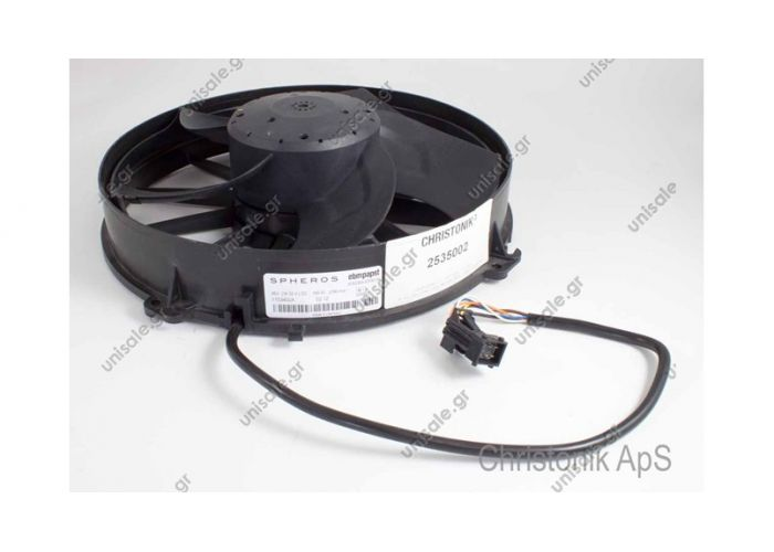 AXIAL FAN W3G300-ER30-54 CROSS NUMBERS 1103400A, W3G300-ER30-54
