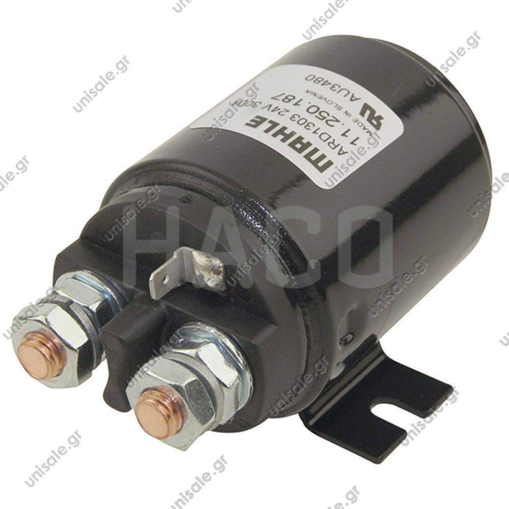 24vdc motor wire size