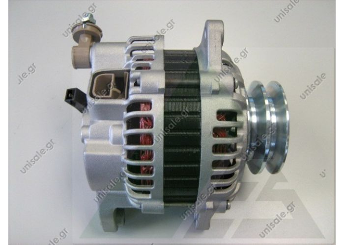 RML REF 100-290 Voltage / Power:	12V 75 Amp Pulley / Drive:	Pulley 12.3 (2) x 84 Product Type:	Alternator Product Application:	Ford / Jaguar / Mazda Replacing WL81-18-300 Lucas LRA2201 Hella CA1839 Ford U.S. Ranger/Mazda Various Models