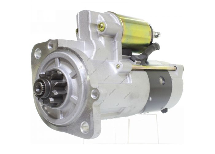 RML REF 200-728  ΜΙΖΑ MI 12V 10Δ MITSUBISHI CLARK    Voltage / Power: 12V 2.2 Kw Pulley / Drive: Drive 10 Teeth Product Type:	Starter Motor Product Application:	Mitsubishi Industrial Various Replacing M2T62271 Lucas LRS1468 Hella JS1009 Mitsubishi