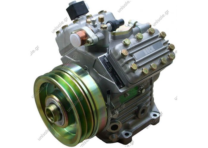 40430084  BOCK - ΣΥΜΠΙΕΣΤΗΣ Α.Τ. BOCK FKX 40/470K  ΣΥΜΠΙΕΣΤΗΣ  Compressor BOCK FKX 40/470K OE: 68801A - 68801B 88.77970.6075 , 11074599 , A 003 830 24 60 , 81.77970.6040 , H13-003-501 , A 629 830 94 60 with shut-off valves