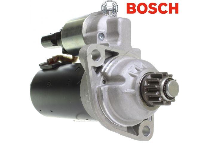 49367 BOSCH NEW  Start/Stop VW A3 GOLF VI 2.0TDI 05-2008> @ STARTER VW GOLF VI Variant (AJ5) 2.0 TDI 16V 2.0 KW ORIGINAL BOSCH NEU     OEM:02M911023N, 02M911024, 02M911023P, 02M911024P, 02M911024A  Bosch 00011530090001153010