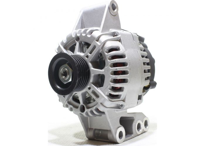 RML REF 100-136 Voltage / Power:	12V 90 Amp Pulley / Drive:	Pulley PV6 x 48.4 Product Type:	Alternator Product Application:	Ford / Jaguar / Mazda Replacing 2S6T-10300-FA,FB,FC Lucas LRA3039 Hella CA2034 Ford Various Models