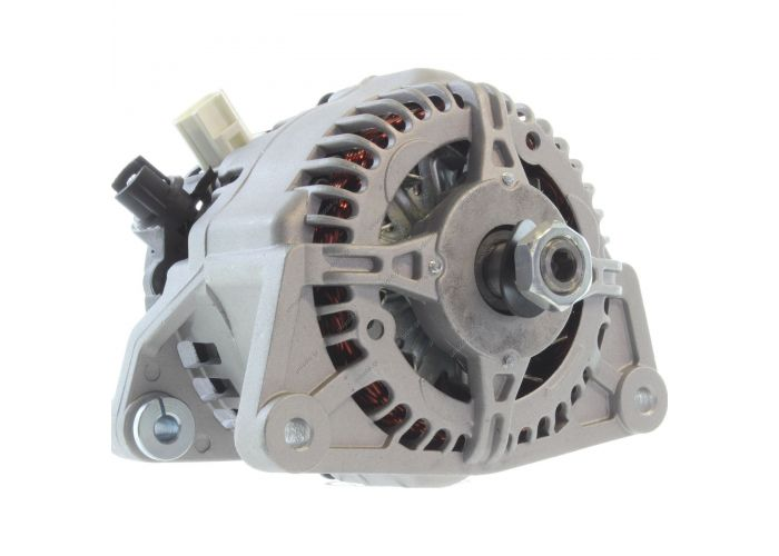 RML REF 100-345 Voltage / Power:	12V 124 Amp Pulley / Drive:	Pulley PV6 x 58 Product Type:	Alternator Product Application:	Ford / Jaguar / Mazda Frame Number:	FR20 Replacing 2T1U-10300-CA,CB Lucas LRA2852 Ford Transit Connect