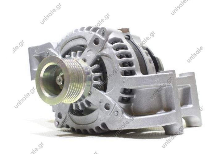 RML REF 100-394 Voltage / Power:	12V 150 Amp Pulley / Drive:	Pulley PV6 X 49 Product Type:	Alternator Product Application:	Ford / Jaguar / Mazda Frame Number:	FR31 Replacing 104210-5780 Lucas LRA3070 LRA2986 LRA3047 Hella CA1926 Ford C-Max Various Models