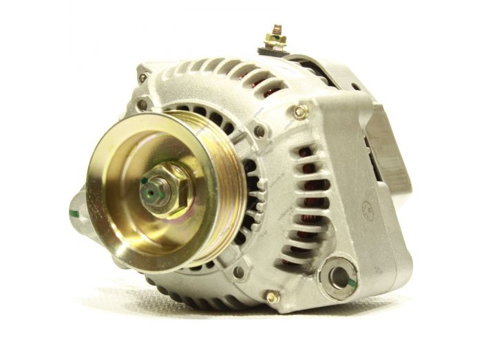 RML REF 100-349 Voltage / Power:	12V 70 Amp Pulley / Drive:	Pulley PV5 x 65 Product Type:	Alternator Product Application:	Honda Replacing 31100-P45-901 Lucas LRB371 LRB201 Hella JA1129 Honda Various Models  31100-P45-G04,