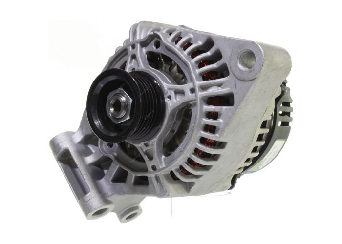 RML REF 100-335  DAN588    Voltage / Power:	12V 105 Amp Pulley / Drive:	Pulley PV6 x 48 Product Type:	Alternator Product Application:	Ford / Jaguar / Mazda Frame Number:	FR24 Replacing 102211-8352 Lucas LRA3013 Hella CA1925 Ford Various Models