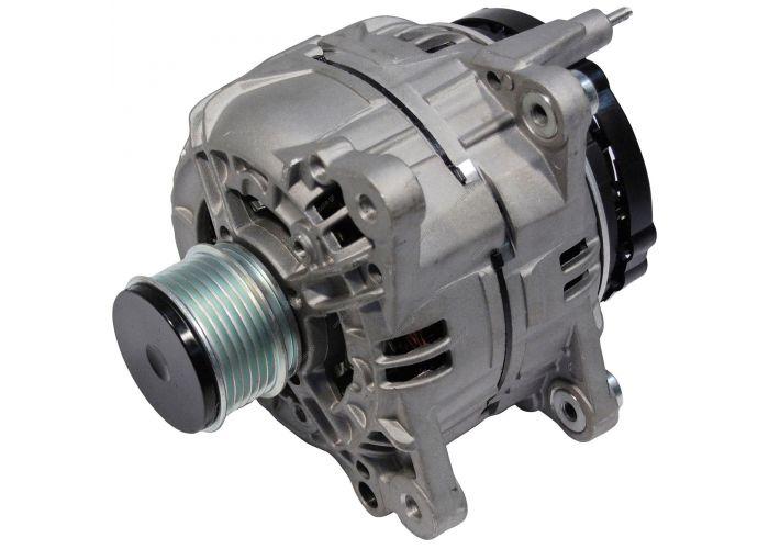 EUROTEC: 12041860   Generator 120A für VW Golf 4 Passat T4 T5 Sharan Polo AUDI A3 8L     FORD:98vw10300ea - YM2110300AA   VW:028903028E - 028903029g  HITACHI:LR1120701    BOSCH:     0124515010 - 0986081780 - 0124515123 - 0124515119