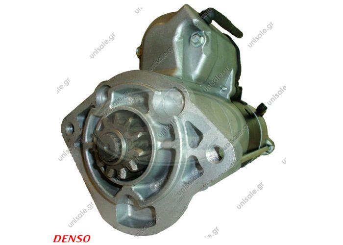 30433 DENSO  Starter DENSO LAND ROVER V8 DIESEL z11 d39.8 2(2)@ DSN1207 Denso Starter MotorLAND ROVER ENGINE STARTER MOTOR LION DIESEL Td8 3.6L V8 NAD500280 DENSO 4280004610   4280004611   4280004312