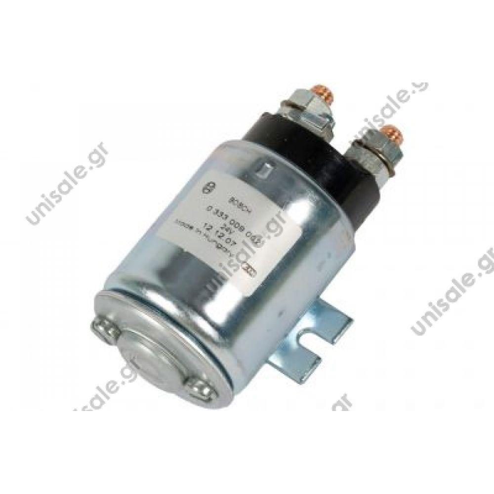 1223 Power Relay 24v 150a 1000a 1sec Bosch 0333009002