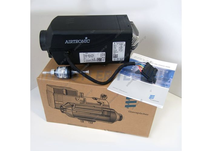 Eberspacher Heater Parts D2 Airtronic Eberspacher Airtronic D2 NEW heater  Eberspächer air heater Airtronic D2 24V diesel with standard kit