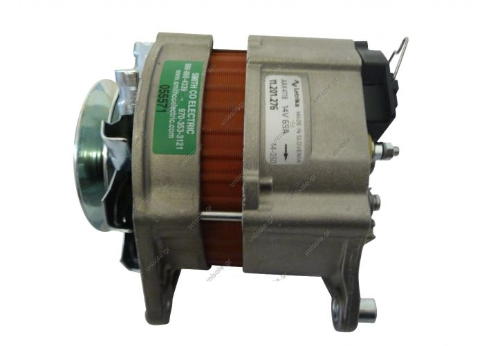 ΑΛΤΕΝΕΙΤΟΡ 19273 LETRIKA (ISKRA)  Alternator FO ESC FIE ORI M-F 12V 55A 6H-  MG110 *NEW* OE MAHLE / LETRIKA ALTERNATOR 12V 65A Case Farm, Ford New Holland 8055,8060 Valtra Valmet Alternator 14V 65Amps Iskra