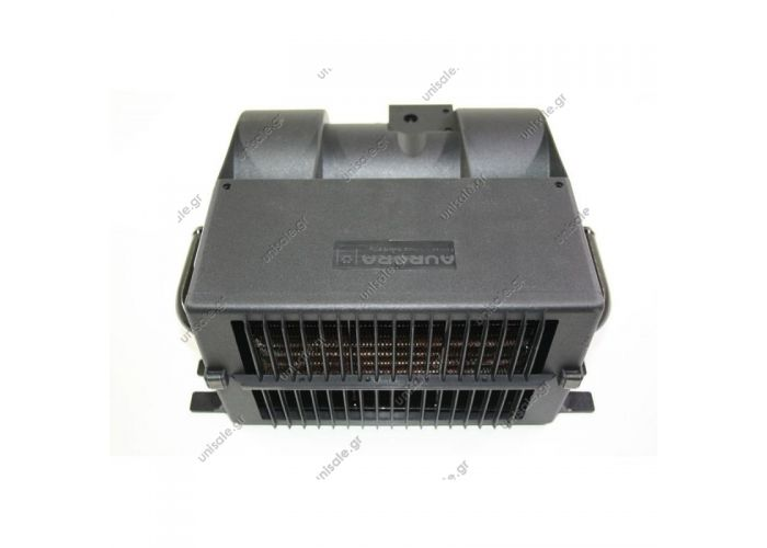 151-802-0002 KKH  24v - KKH  3.2kW ΣΩΜΑ ΚΑΛΟΡΙΦΕΡ 24V AURORA    Heater KKH 2st. 24V  151-802-0002 Width: 260 mm Height:127 mm Length: 225 mm This cab heater can be mounted in multiple positions and is perfect to heat any small area or compartment.