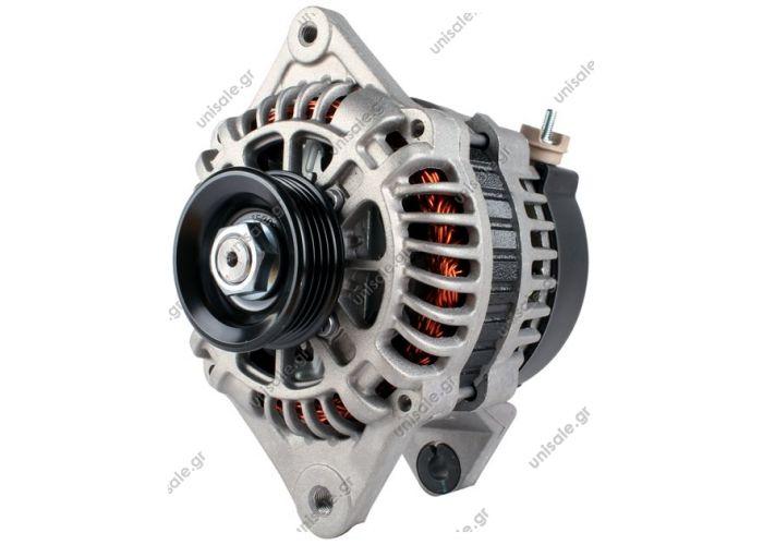 KIA 450183   70A Generator KIA Sportage Retona Sephia 121 MAZDA MX3 ... J5113030 100210-3871   MANDO - TA000A36201, TA000A49401, 600022, MAN2610, OK01118300, OK01118300B, OK01118300C, OK01118300D,     HYUNDAI  OK01218300