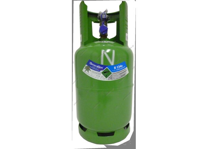FREON GAS R134a (10KG)  FREON R134H  REFRIGERANT, R134a, CYL REFILLABLE   10Kgs [R134]  SPX bottle recycling of refrigerants, small