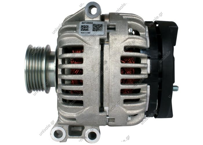 RML REF 100-128 Voltage / Power:	12V 98 Amp Pulley / Drive:	Pulley PV6 x 54.5 Product Type:	Alternator Product Application:	Renault / Volvo Frame Number:	FR42 Replacing SG9B033 Lucas LRB460 LRB397 Hella CA1628 CA1484 Renault Various Models
