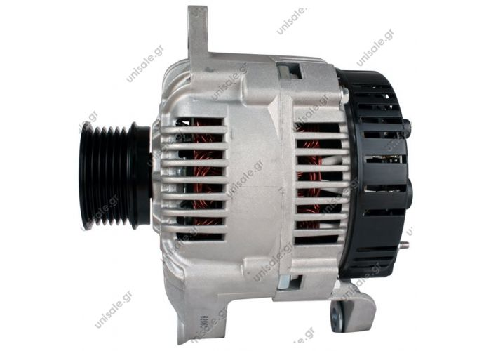 100-076  ΑΛΤΕΝΕΙΤΟΡ 12V 110 Amp Pulley / Drive:	Pulley PV6 x 55 Product Type:	Alternator Product Application:	Renault / Volvo Replacing A13VI179 Lucas LRB420 LRB419 Hella CA1434 CA1343 Renault Master/Vauxhall Movano