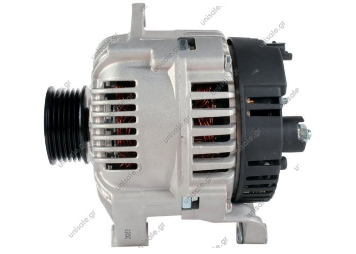 100-075  ΑΛΤΕΝΕΙΤΟΡ 12V 110 Amp RENAULT CLIO II E	2.0 16V	F4R..	03.1999/----    Pulley / Drive:	Pulley PV6 x 55 Product Type:	Alternator Product Application:	Renault / Volvo Replacing A13VI259 Lucas LRB401 Hella CA1444 Renault Clio/Kangoo 1.9D