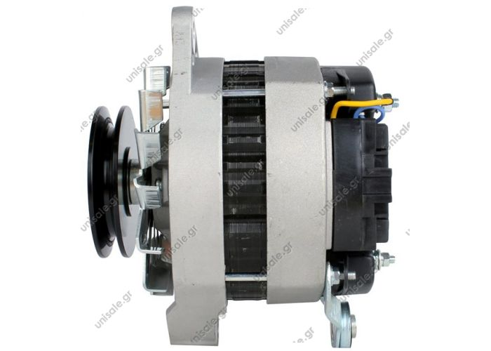 RML REF 100-152  VALEO A14N144  VALEO A14N163    Voltage / Power:	12V 75 Amp Pulley / Drive:	Pulley 9.5 x 83 Product Type:	Alternator Product Application:	Renault / Volvo Replacing A14N144 Lucas LRA698 Hella CA314 Renault Various Models