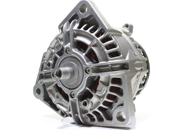 3513 BOSCH EXCHANGE Alternator MB ACTROS 24V 80A [W-L-15-S-DFM]  Generator 24Volt 100Ah Mercedes LKW ACTROS ATEGO AXOR