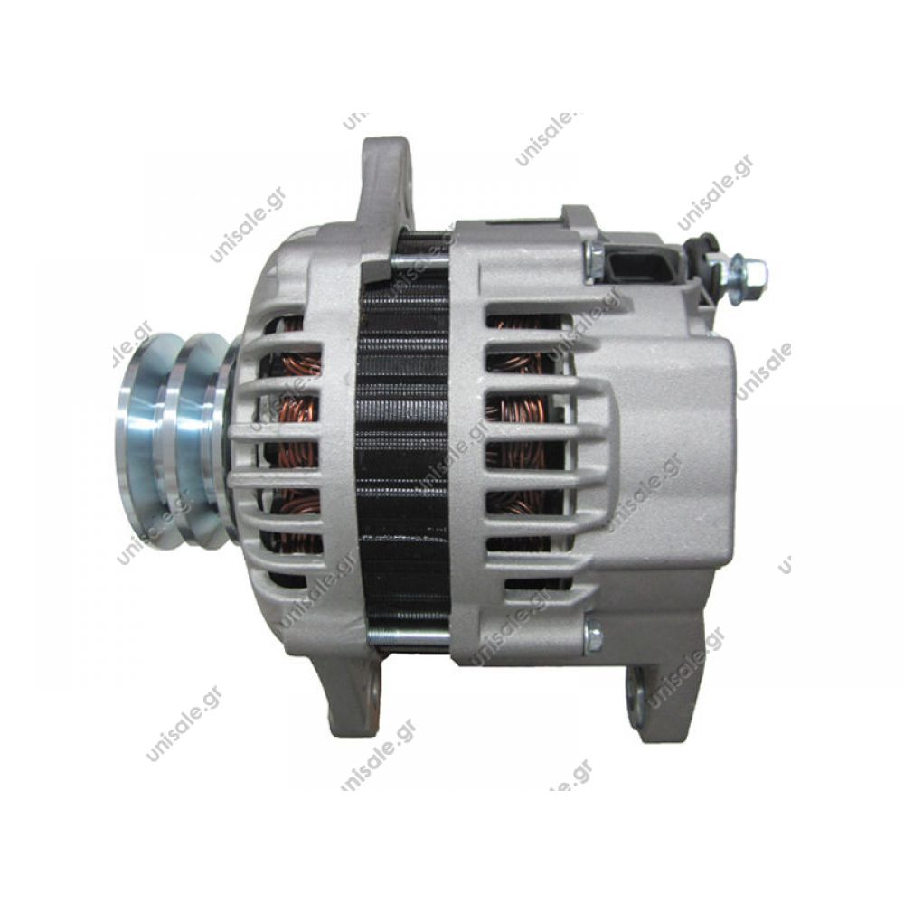 rml ref 100-083 voltage / power: 12v 70 amp pulley / drive: pulley